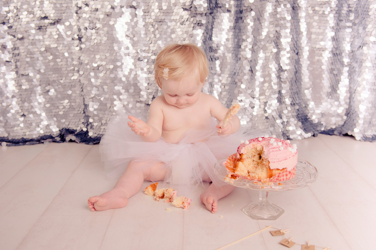Cake Smash | Cari 1st Birthday