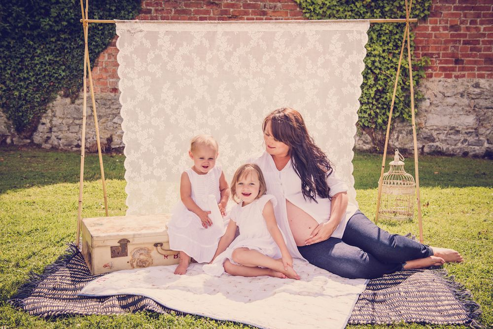 The art of Maternity & Newborn Photography