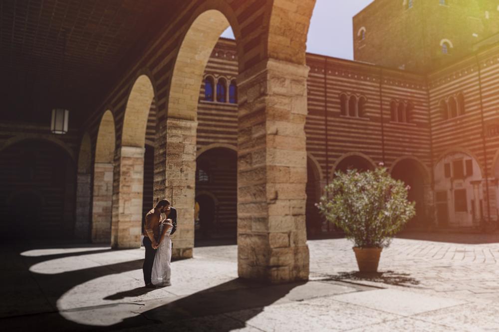 Anne-Marie & Dale | Verona Pre Wedding