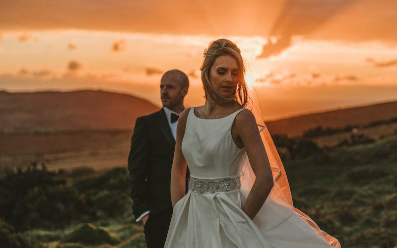 Jordan & Ryan   Oldwalls   Fairyhill wedding