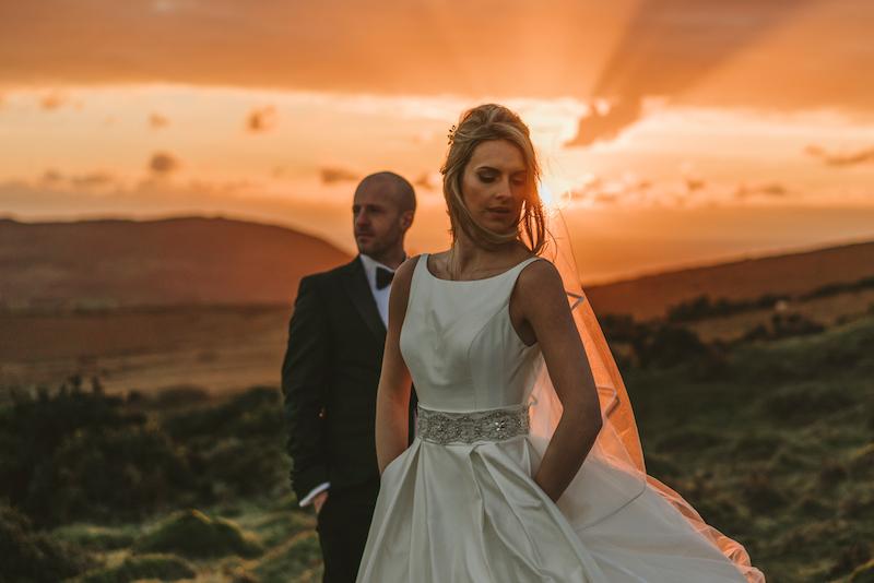 Jordan & Ryan | Oldwalls | Fairyhill wedding