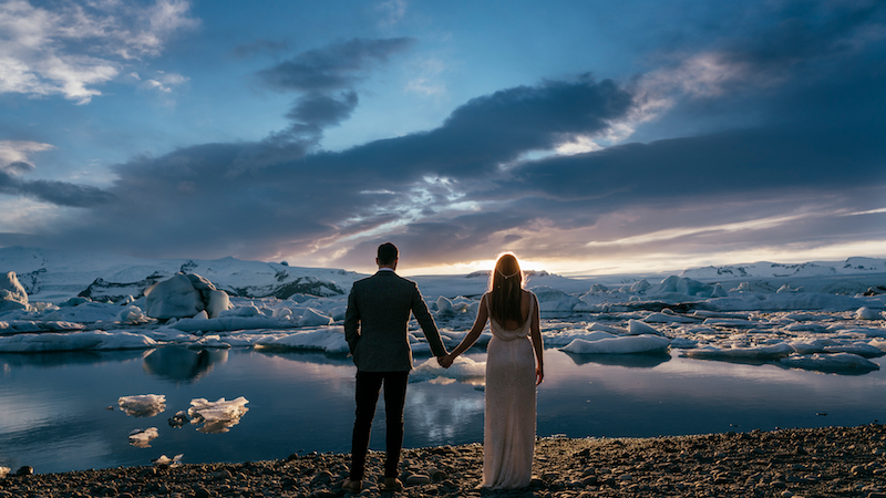 Iceland Wedding Anniversary film
