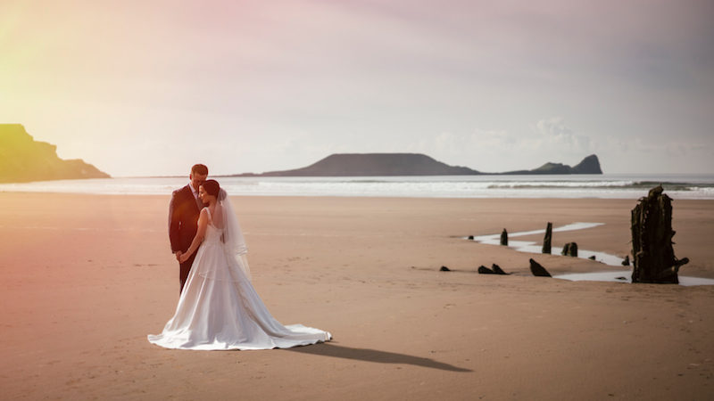 Catrin & Thomas | King Arthur Hotel | South Wales Wedding Photographer
