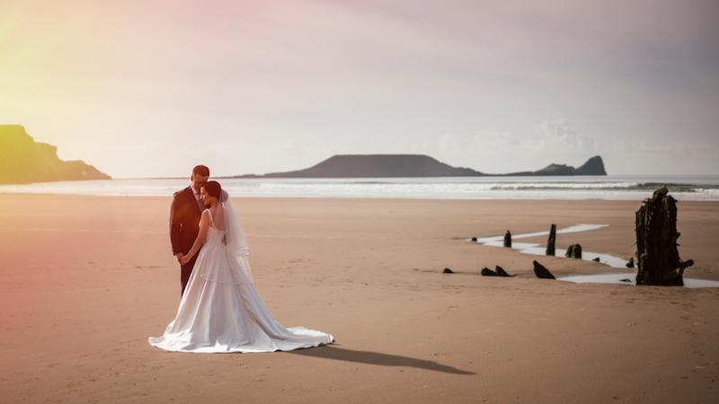 Catrin & Thomas | King Arthur Hotel | South Wales Wedding Photographer