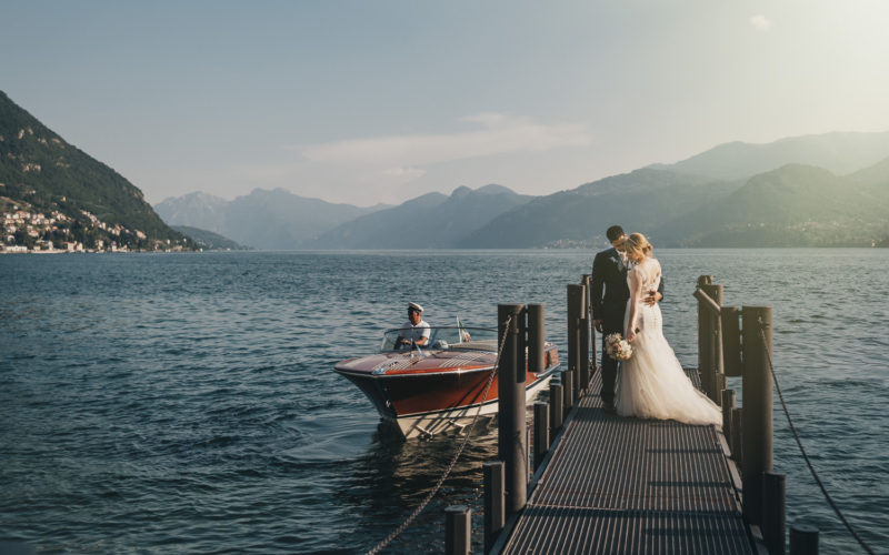 Lake Como Wedding | Destination Wedding