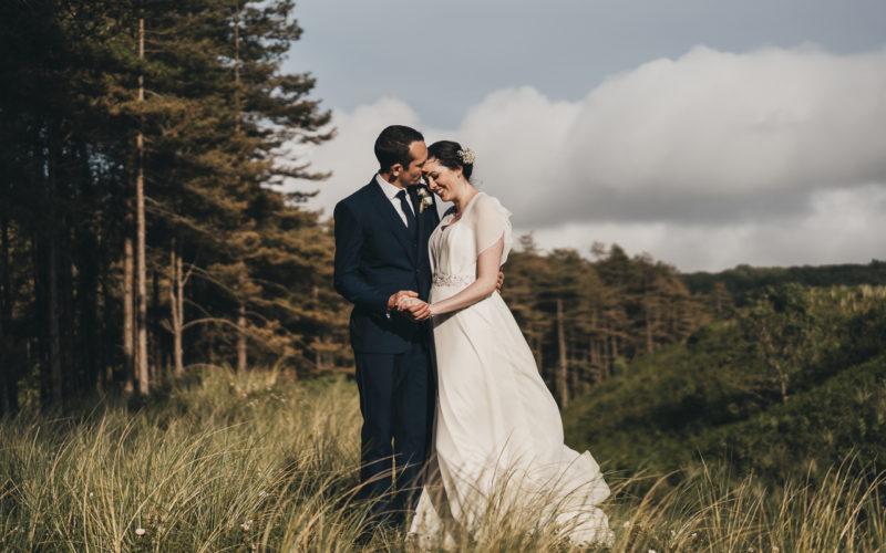 Cat & Jon   Festival Wedding   Boho Bride   Weobley Castle