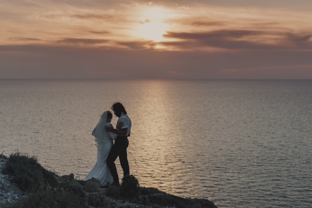 Santorini Wedding Photographer | Suites of the Gods | Destination Wedding