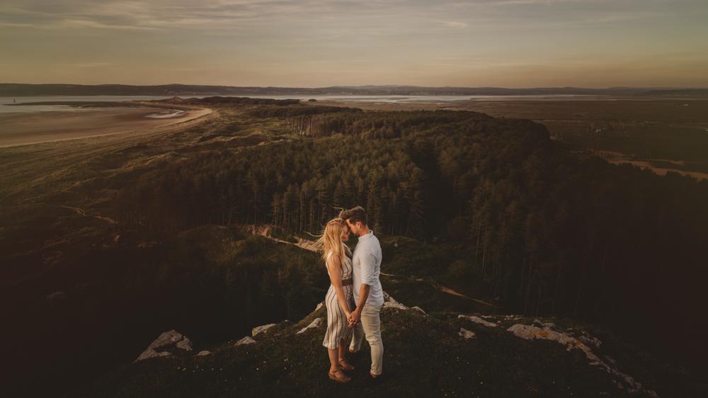 Pre Wedding Adventure Sessions Let us Wander