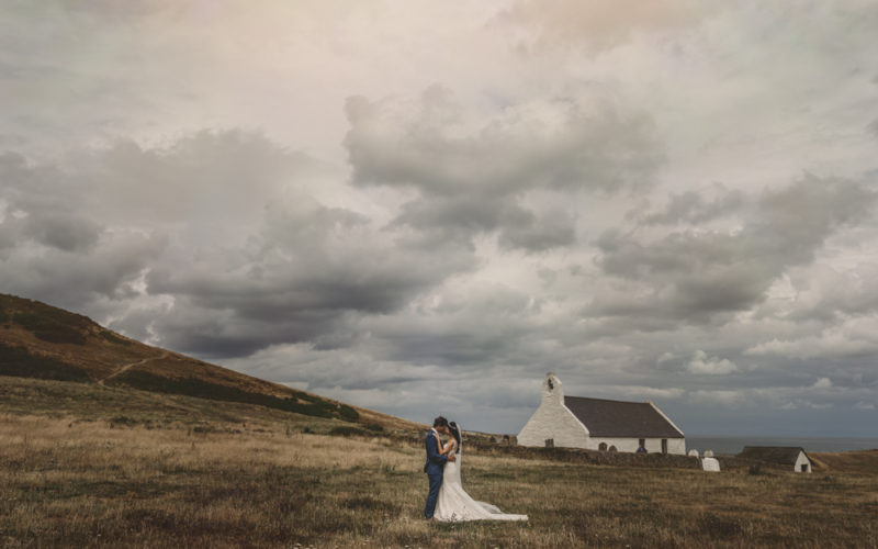 Mwnt Wedding Cliff Hotel Wedding photography
