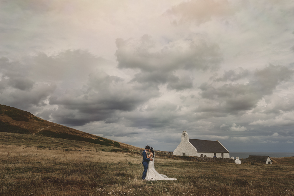 Mwnt Wedding Photographer Cliff Hotel Cardigan