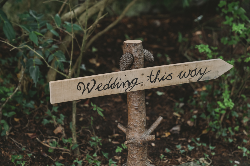 elegant gower wedding