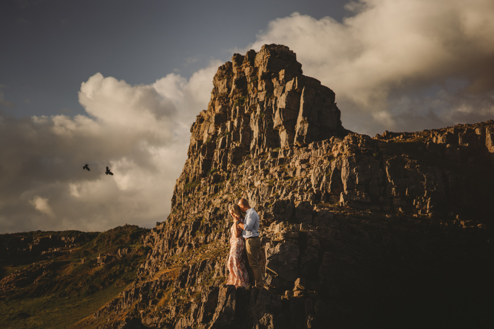 South Wales Pre Wedding Shoot