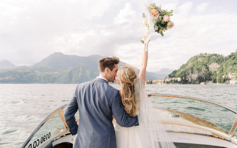 Luxury wedding on Lake Como Villa Cipressi