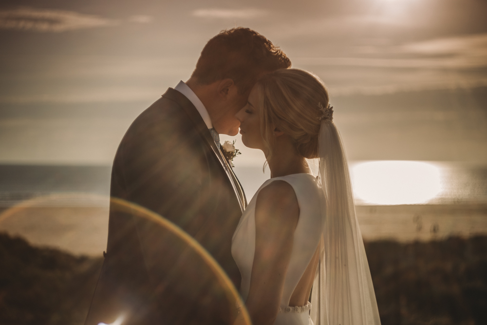 Romantic wedding film Fairyhill